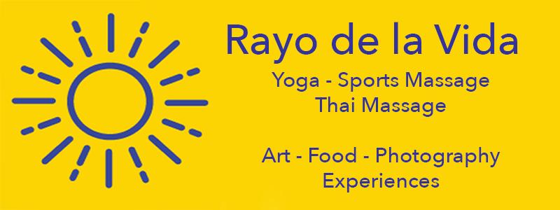 Rayo de la Vida Yoga Sports Massage Thai Massage