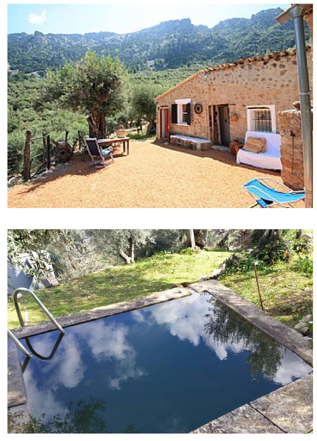 Photos with Link to the Casa Rural Enrtera